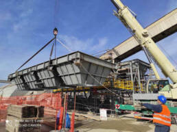 Fabrika cementa Lafarge Beocin - januar 2021